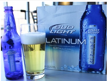 Bud Light Platinum: Your Perfect Beer (Almost) Design Inspirations