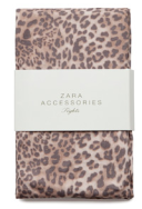 Want to really look FIERCE? Check out these Leopard Print Tights from Zara. Pair these with a BASIC dress. These should be the focal point.