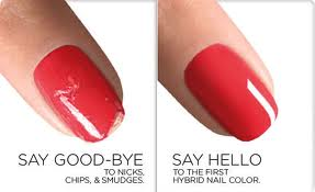 Shellac is a popular gel brand
