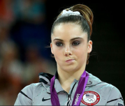 McKayla is not impressed. I know, I know. This is SO 2012 but I couldn't resist.