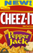 Pepper Jack Cheez-It