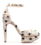 Leopard Print Sandals from Zara. $69.90