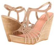 Seychelles Gale Force wedges from Zappos. $95