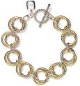 Lauren Ralph Lauren Two Tone Bracelet $44