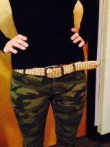 Sad, sad belt :(