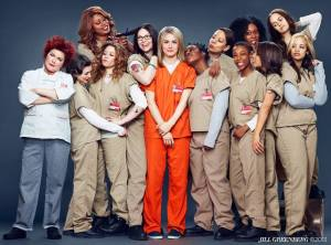 Chapman and her incarcerated peers